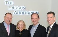 Larson_Auditorium_Dedication