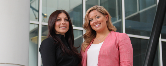 Emery sisters pursuing Seton Hall Law degrees
