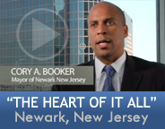 Newark, The Heart of It All by Cory Booker (Mayor of Newark, New Jersey)