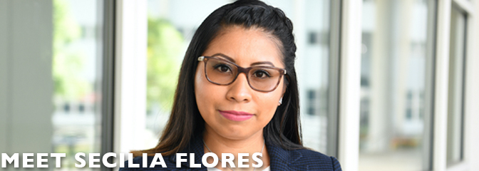 Meet Secilia Flores, student at Seton Hall Law
