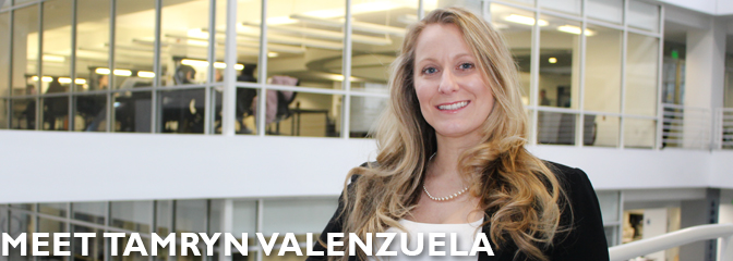 Meet Tamryn Valenzuela, student at Seton Hall Law