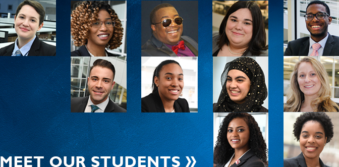 Meet our students >>