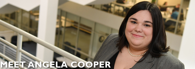 Meet Angela Cooper, student at Seton Hall Law