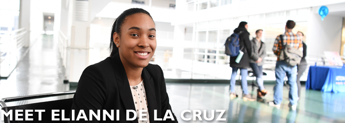 Meet Elianni De La Cruz, student at Seton Hall Law