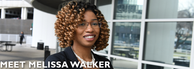 Meet Melissa Walker, student at Seton Hall Law