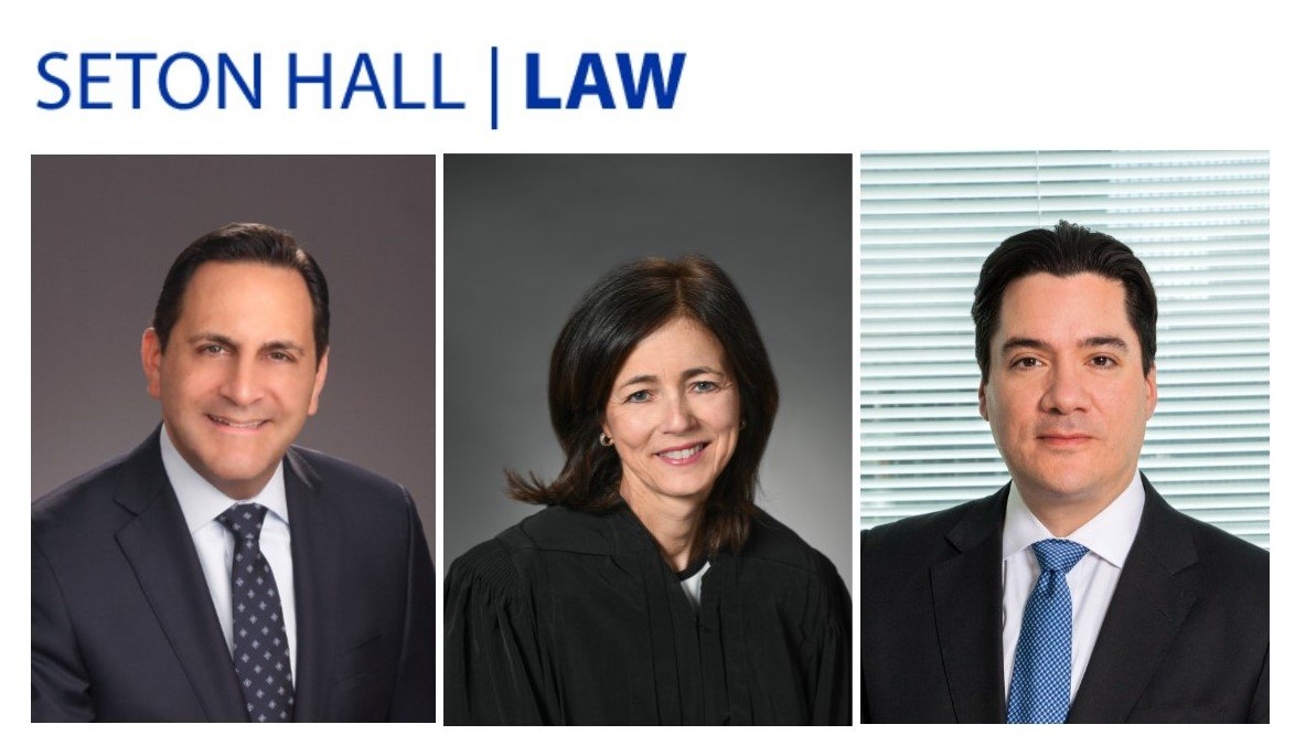 Seton Hall Law is Pleased to Have Honored Three Graduates at 2018 Alumni Gala