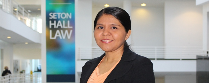 Seton Hall Law Student Makes Strides as Co-President of Region III of the Hispanic National Bar Association