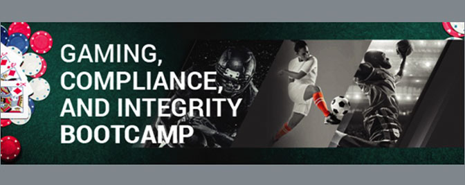 NJBIZ Highlights New Gaming, Compliance and Integrity Boot Camp