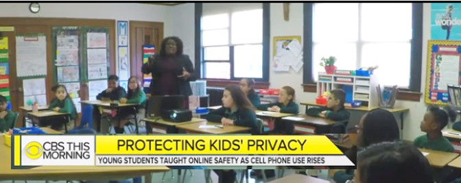 Seton Hall Law's Institute for Privacy Protection Featured on CBS This Morning