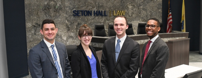 U.S. News & World Report Ranks Seton Hall Law #1 in Judicial Clerkships