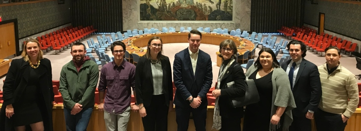 Seton Hall Law Associate Dean Kristen Boon Speaks at UN on Modern Slavery