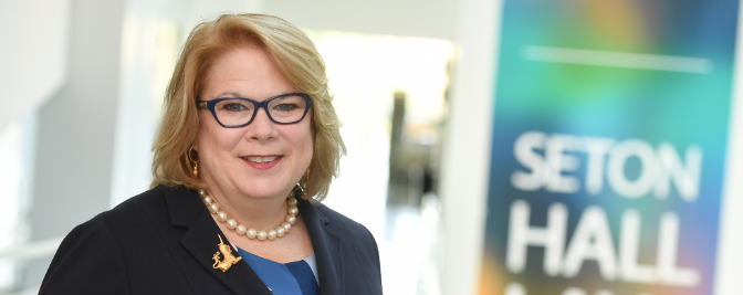New Jersey Law Journal Q&A with Seton Hall Law Dean Kathleen M. Boozang on Being Named to Top Women in the Law List