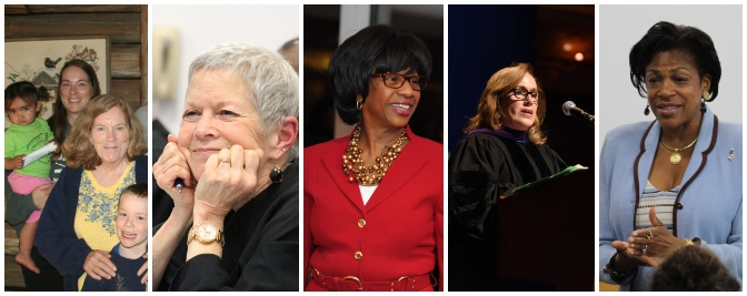 Trailblazing Seton Hall Law Women