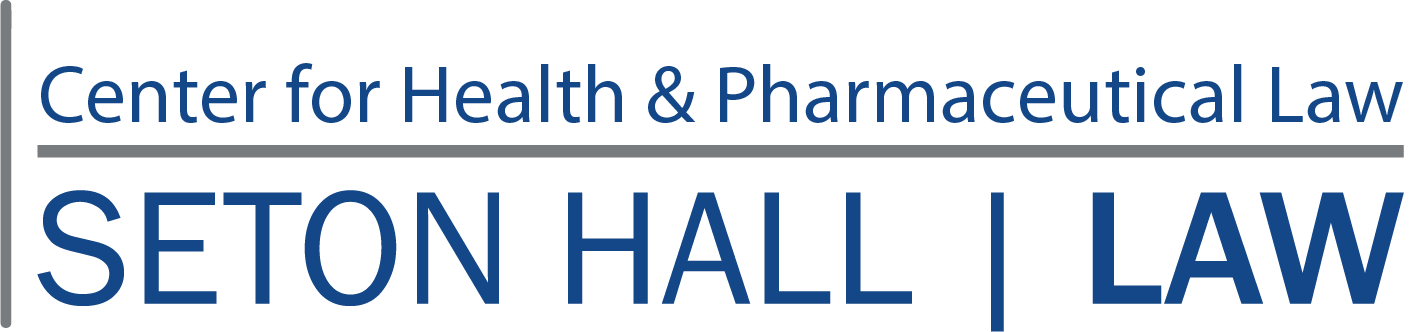 Center for Health & Pharmaceutical Law (logotype)