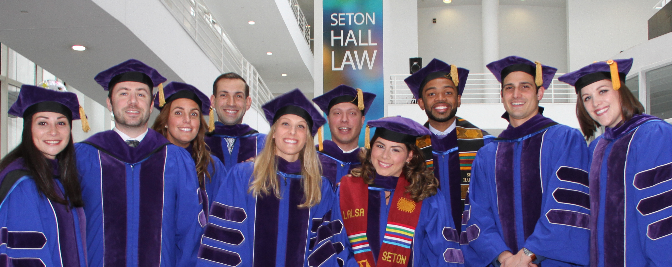 National Law Journal Ranks Seton Hall Law #17 in the Nation for Employment