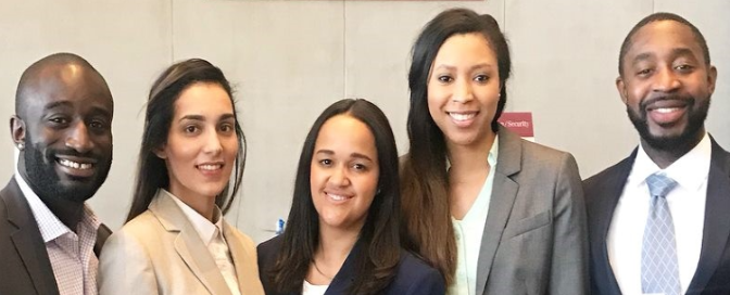 Seton Hall Law's Mock Trial Team Awarded First Place