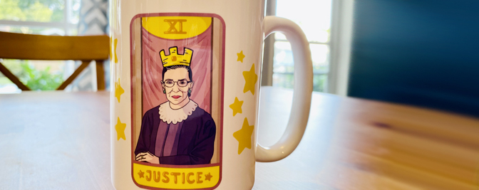 In Honor of Justice Ginsburg