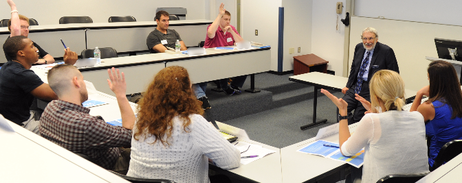 Seton Hall Law's weekend program embraces broader perspective on law degree