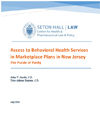 Access Behavioral Health Services July 2016