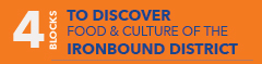 Newark's Ironbound District - great food and culture
