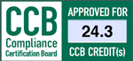 24.3 Compliance Certification Board (CCB) Credits