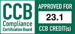 Compliance Certification Board (CCB)