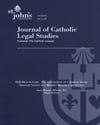 Journal of Catholic Legal Studies