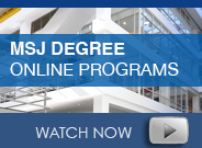 MSJ Degree Onlnine Programs at Seton Hall Law School