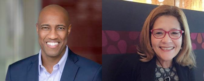 Marc Larkins '97 and Evelyn Padin '92 Lead Diverse Attorneys of Seton Hall Advisory Committee (DASH)