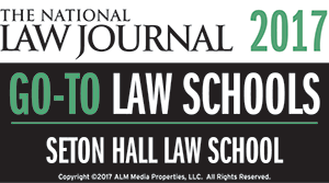 Ranked Go-To Law School by The National Law Journal