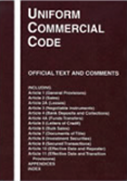 Uniform Commercial Code - UCC