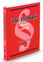 Redbook Legal Style Manual