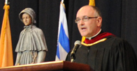 2014 Commencement Father Nicholas Gengaro