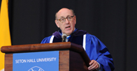 2014 Commencement Speaker Kenneth Feinberg
