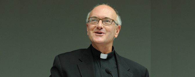 Father Nicholas Gengaro Blogs in <em>Off the Record</em>