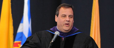 Christopher J. Christie '87: Presidential Candidate