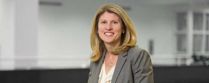 Jamie Pukl-Werbel '98, Dean, Seton Hall Law Alumni Development & External Relations