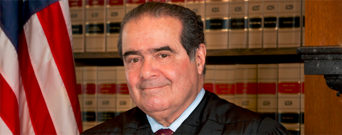 Remembering Justice Antonin G. Scalia
