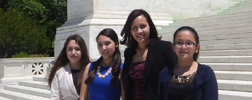 Equal Justice: A Journey for Young Latinas