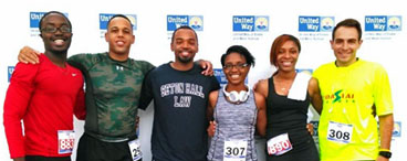 Seton Hall Law Students Run for Kids