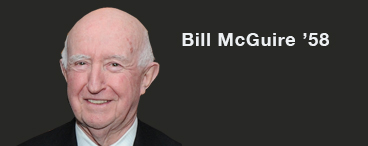 William B. McGuire '58