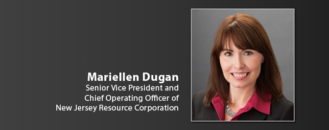 Mariellen Dugan, named Senior Vice President & Chief Operating Officer of New Jersey Resources Corporation