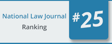 National Law Journal Ranking (#25)